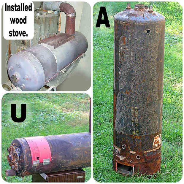 how to build a water heater platform