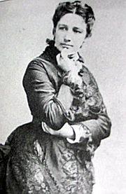 Victoria Claflin Woodhull, más tarde conocida como Victoria Woodhull Martin, fue una líder del movimiento por el sufragio femenino en los Estados Unidos.