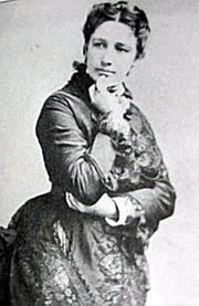 Victoria Woodhull - 1st to operate a brokerage on Wall Street, 1st woman to run a newspaper, 1st woman to run for President in 1872