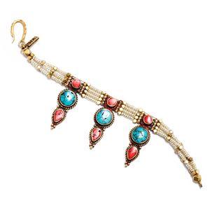 Sahara Bracelet, it's beautiful  https://foreverwoman.kitsylane.com/index.php?file=shop&cId=1