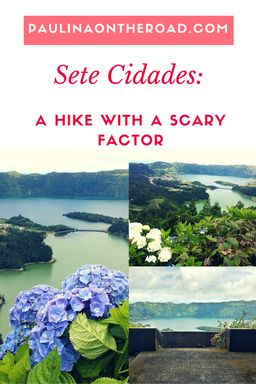 Discover a scary hike in Sete Cidades,Sao Miguel, Azores, Portugal. A hiking paradise in the Atlantic.