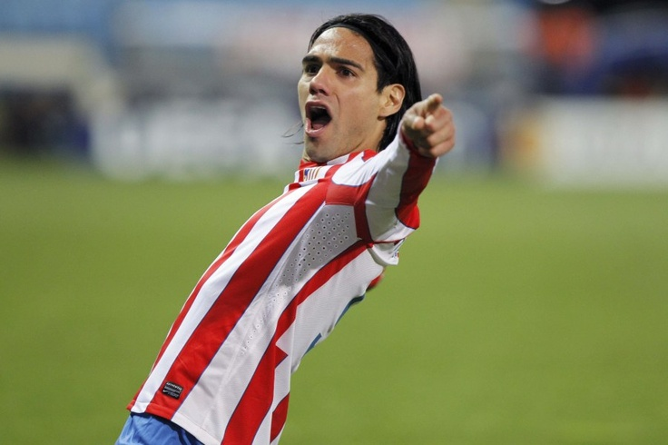 #Falcao #AtleticoMadrid