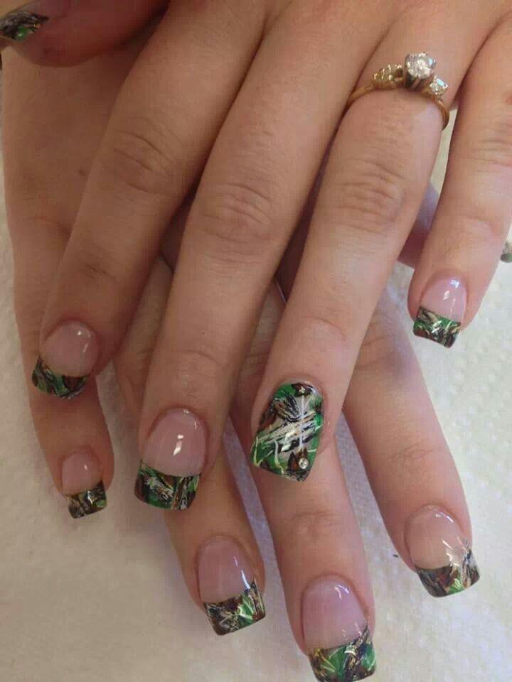 Awesome camo nails - Best 25+ Camo Nails Ideas On Pinterest Camo Nail Designs, Camo