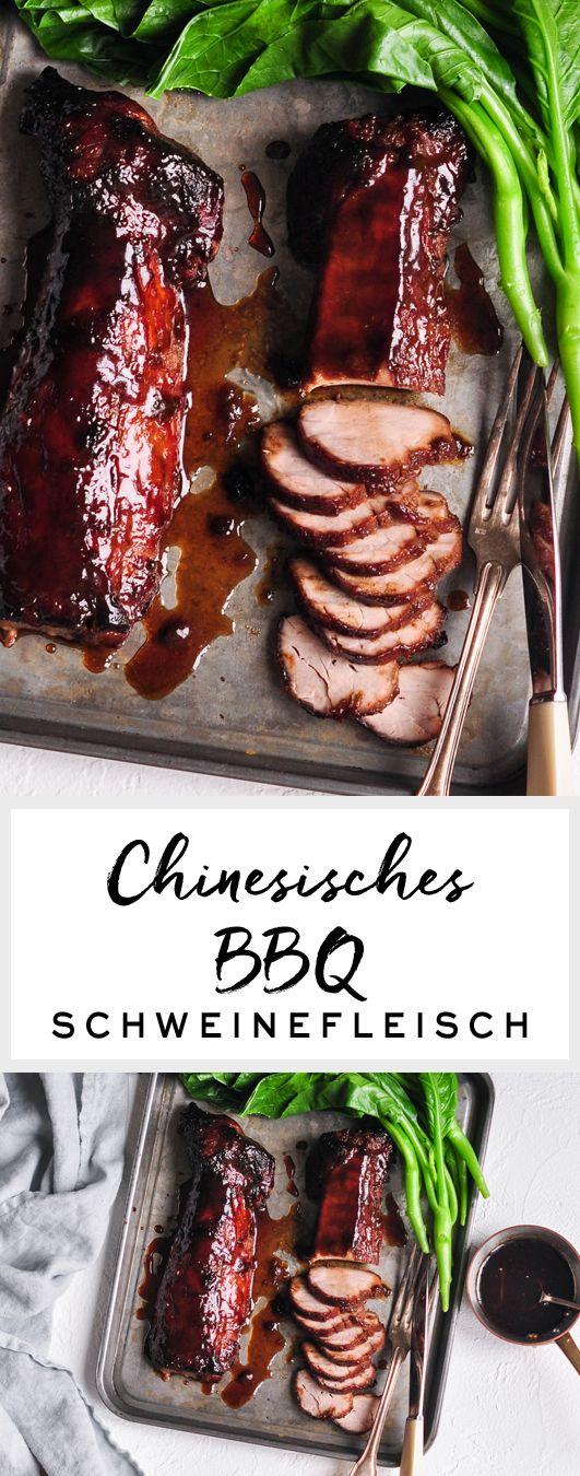Rezept auf Englisch | Chinesisches BBQ Schweinefleisch | eatlittlebird.com