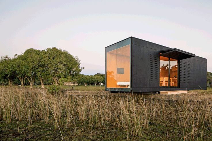 Inspired by the increasingly popular micro house trend, these 10 project designs came about for various reasons. In addition to being a cheaper...