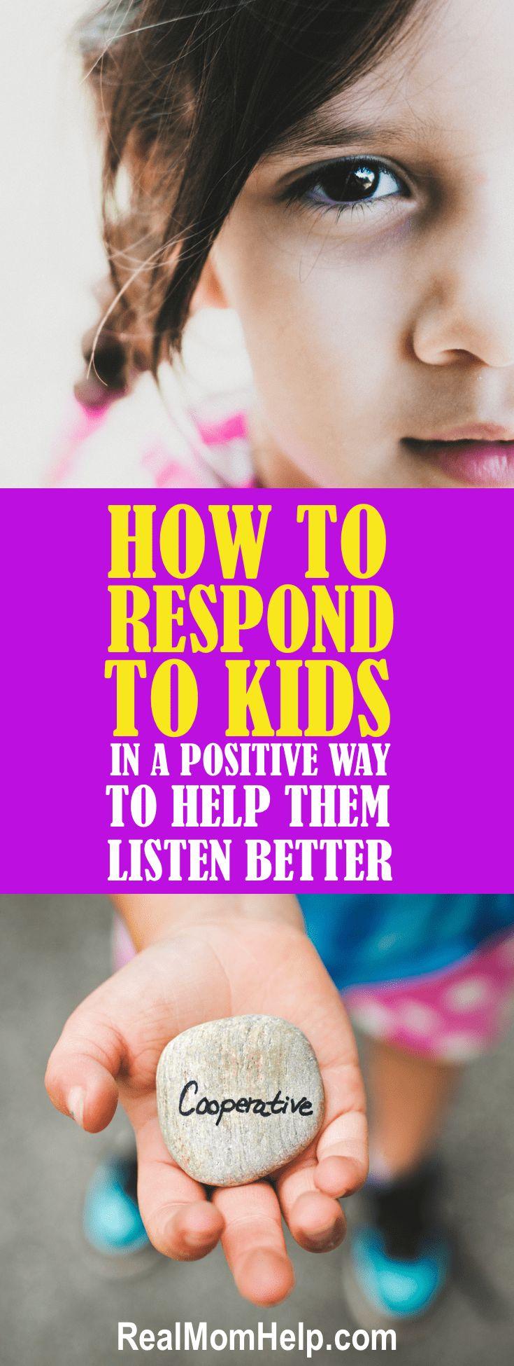 respond kids
