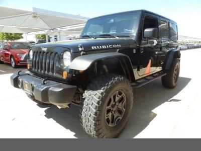 2013 Jeep Wrangler Unlimited Rubicon For Sale In Plano | Cars.com
