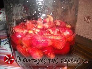 Λικέρ φράουλα 2