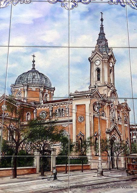 90 Best Carteles De Azulejos En Madrid Images On Pinterest