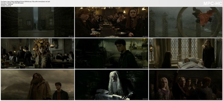 Harry Potter Half-Blood Prince 2009 BLuray 720p | Cinema2satu