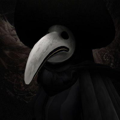 """Кто раньше носил такую маску? врачи! В семнадцатом веке появились у врачей защитные одежды, в том числе маски. Роль микроорганизмов в передаче болезни не была на самом деле известна, но считалось, что к болезни приводит """"плохой воздух"""", от чего собственно и должна была защищать маска. Поскольку это было связано с неприятными запахами в клюве маски помещали засушенные цветы, травы, камфору или губку с уксусом."""