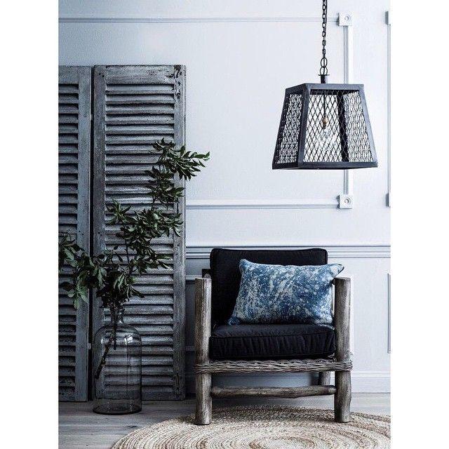 French grey shutters, House & Garden