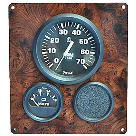 Pontoon Boat Gauge Panel