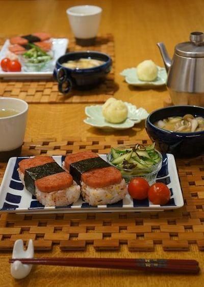 スパムおにぎり by モモ母さんさん   レシピブログ - 料理ブログの ...