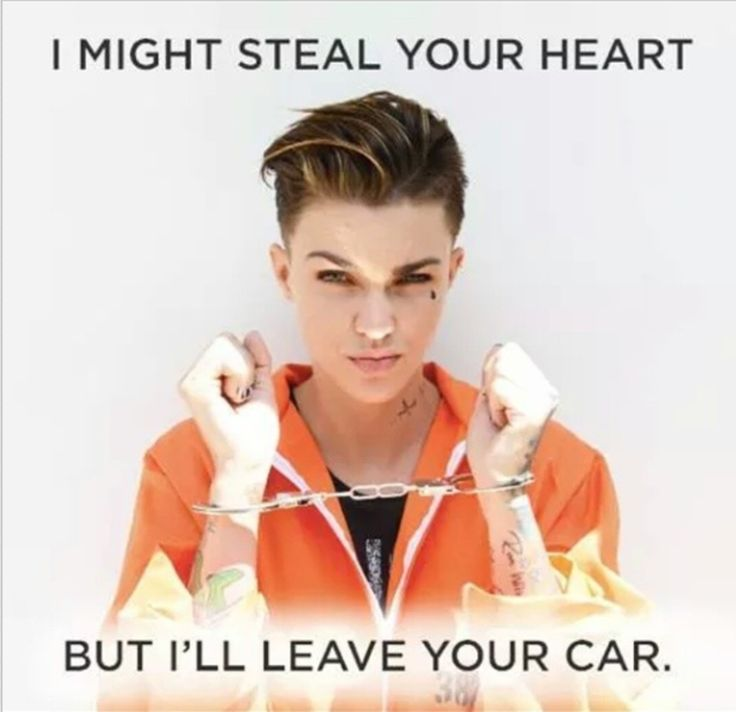 So recently I had to style my pixie cut into a quiff for my A Level drama performance and I got told that I looked like Ruby Rose, who has just joined Orange Is The New Black! #lifecomplete