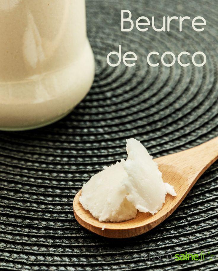 Vidéo de la réalisation du beurre de coco Avant de tester l'alimentation vivante, je ne m'étais pas particulièrement intéressée au beurre de coco aussi appelé purée de coco. Pourtant j'ai écrit un livre de cuisine sur la noix de coco je l'ai exploré sous bien des formes : le sucre de coco, le lait de coco, l'huile de coco, la farine de coco, la crème de coco, l'eau de coco, noix de coco râpée, chips de coco… Mais le beurre non ça ne m'avait pas interpelé ! Erreur ! Mély avait bien essayé de…