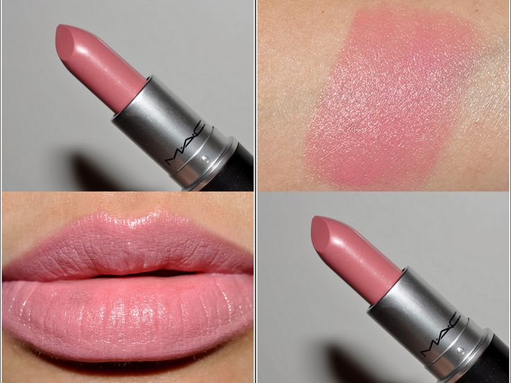 MAC Angel.....love this color, I actually have this in my make up bag