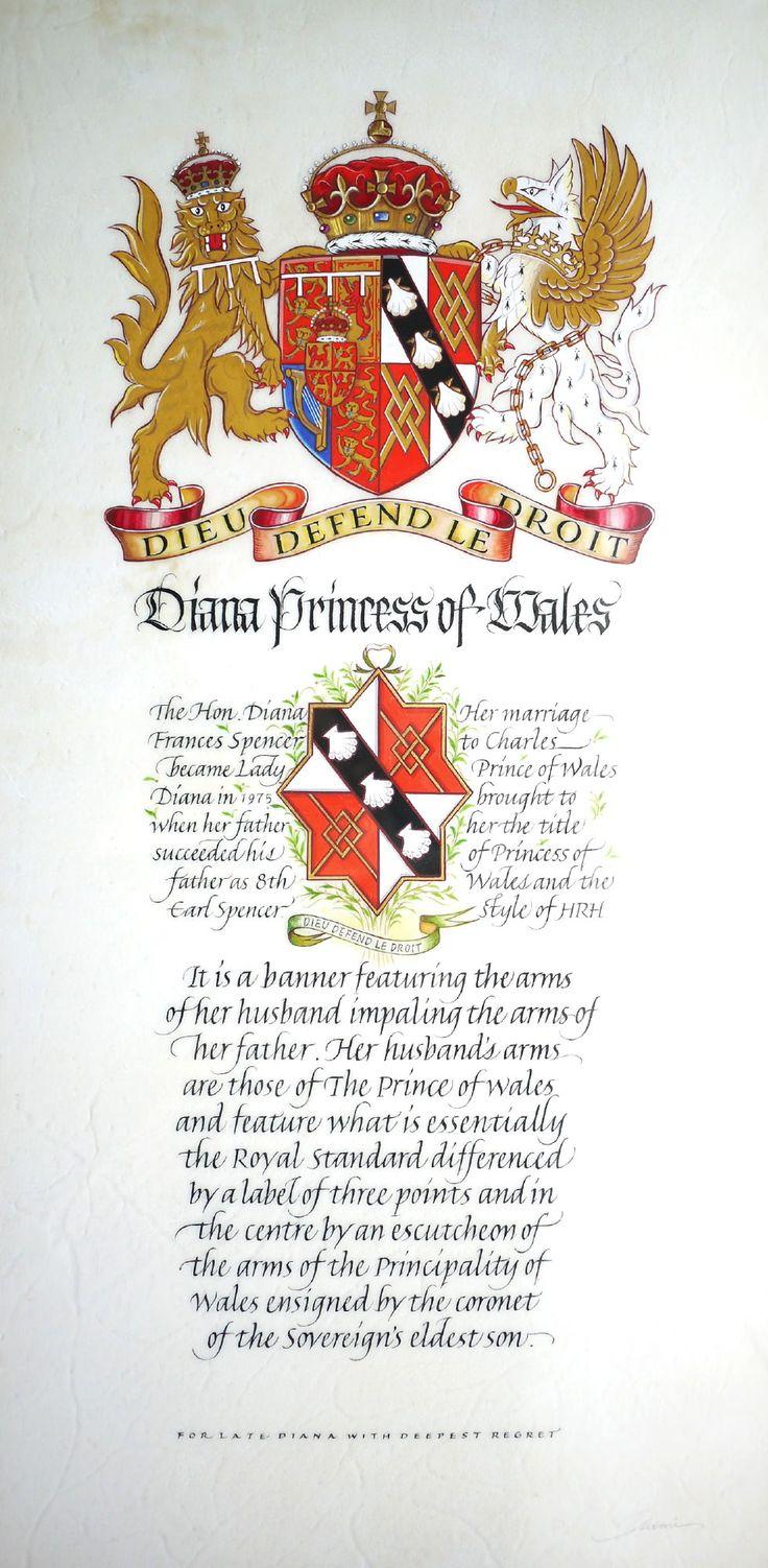 ダイアナ妃の紋章, 2007