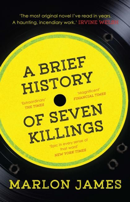 -Bought this a few months ago and it really is amazing.- A Brief History of Seven Killings   The Man Booker Prizes