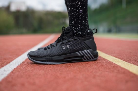 An On Feet Look At The Under Armour