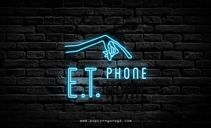 Famosas frases do cinema transformadas em GIF's de Neon - Imagine frases icônicas do cinema transformadas em GIF's que simulam letreiros de Neon. Foi justamente isso que fez o site PopCorn Garage.