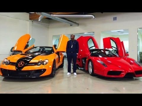 Floyd Mayweather's Bugatti Collection