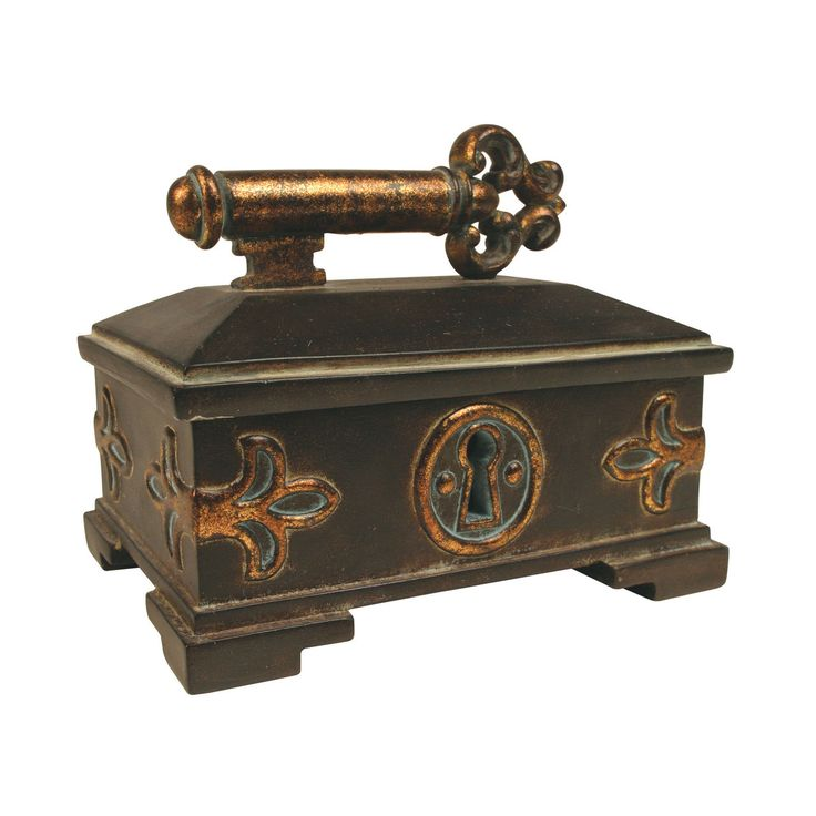 Latchkey Box   Premier Home Decor