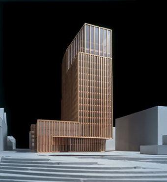 Empire Riverside Hotel, Hamburg - David Chipperfield Architects