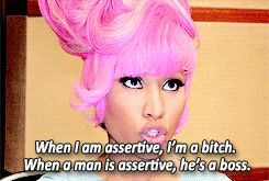 It Only Takes 6 Gifs For Nicki Minaj To Break Down One Of The Most Annoying Sexist Double Standards