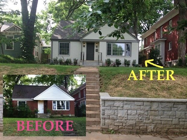 Best 25 Painted Brick Houses Ideas On House Colors Exterior Makeover And Homes