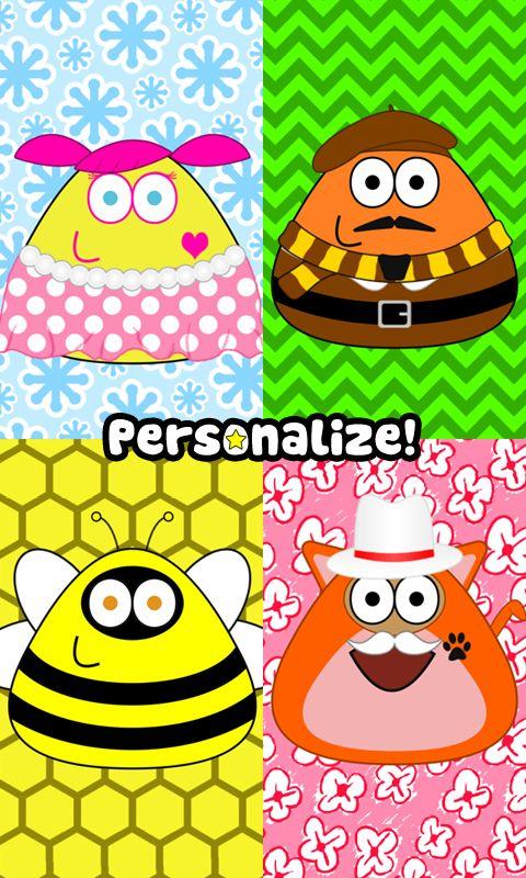 Pou- screenshot