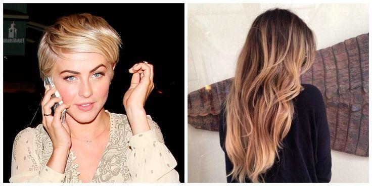 Οι stars μας δείχνουν τις νέες τάσεις στα μαλλιά Για την άνοιξη! #jennygr