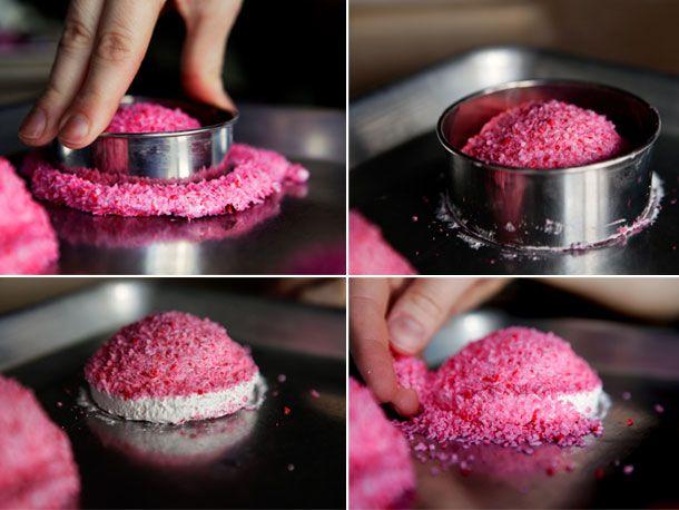 I did NOT need to come across this reipeBaking Powder, Snoball Recipe, Hostess Snowball Recipe, Snoballs Homemade, Homemade Snowballs, Sno Ball, Food Coloring, Snow Cocoa Recipes, Baking Soda