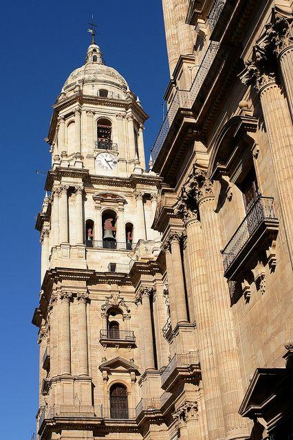 Catedral de Málaga. Andalucía. España