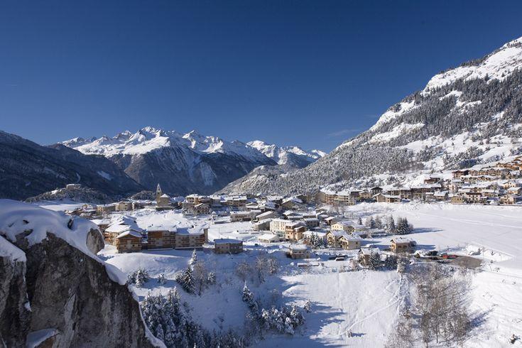 Aussois, la station de ski de cette fin de saison ! - Vacances Vues du Blog