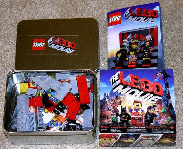 The Lego MOvie Set