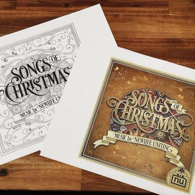 Songs of Christmas - album cover