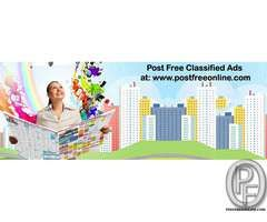 Free classifieds in India, Classified ads in India, Online Classified ads in Goa, India in Online category under budget Free