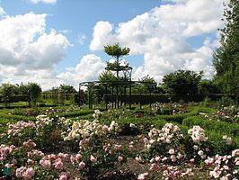 De Kruidhof is een botanische tuin en museum in Buitenpost in de Nederlandse provincie Friesland.