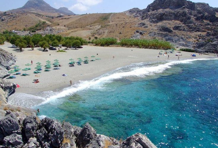 Amoudi Beach, Plakias, Crete