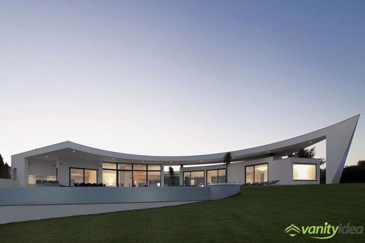 Colunata House by Mario Martins in the Town of Lagos, Algarve, Portugal