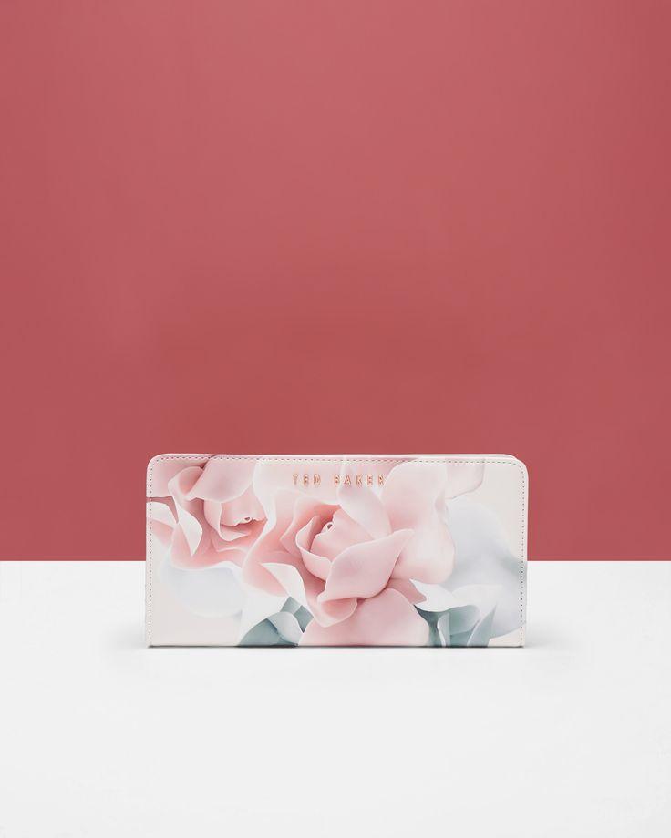 PORCELAIN ROSE HIGHBOX MATINEE - Pink | Porcelain Rose | Ted Baker AU