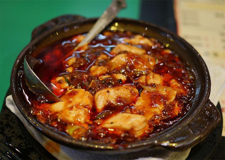 一流ホテルのシェフが独立 / 適正価格の1/3以下で食べられる四川省の麻婆豆腐恵比寿横丁 浜椿