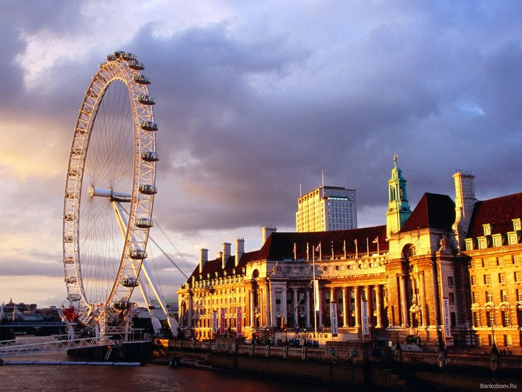 Ferris Wheel in London *-*