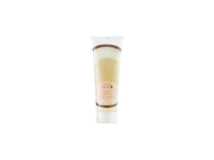 100% Pure sprchový gel Kokos
