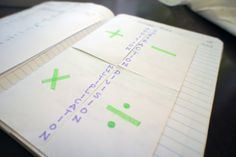 Love this foldable for teaching Integers!!! Everybody is a Genius: Integer Foldable