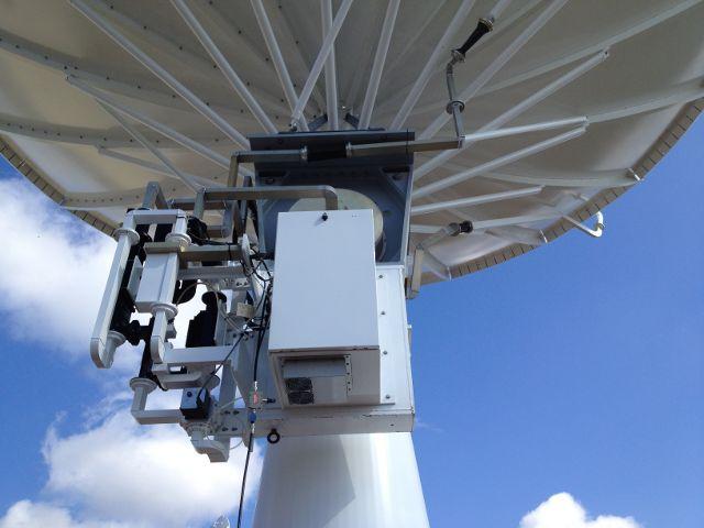 Torre do Radar Meteorológico do Simepar - Sistema Meteorológico do Paraná