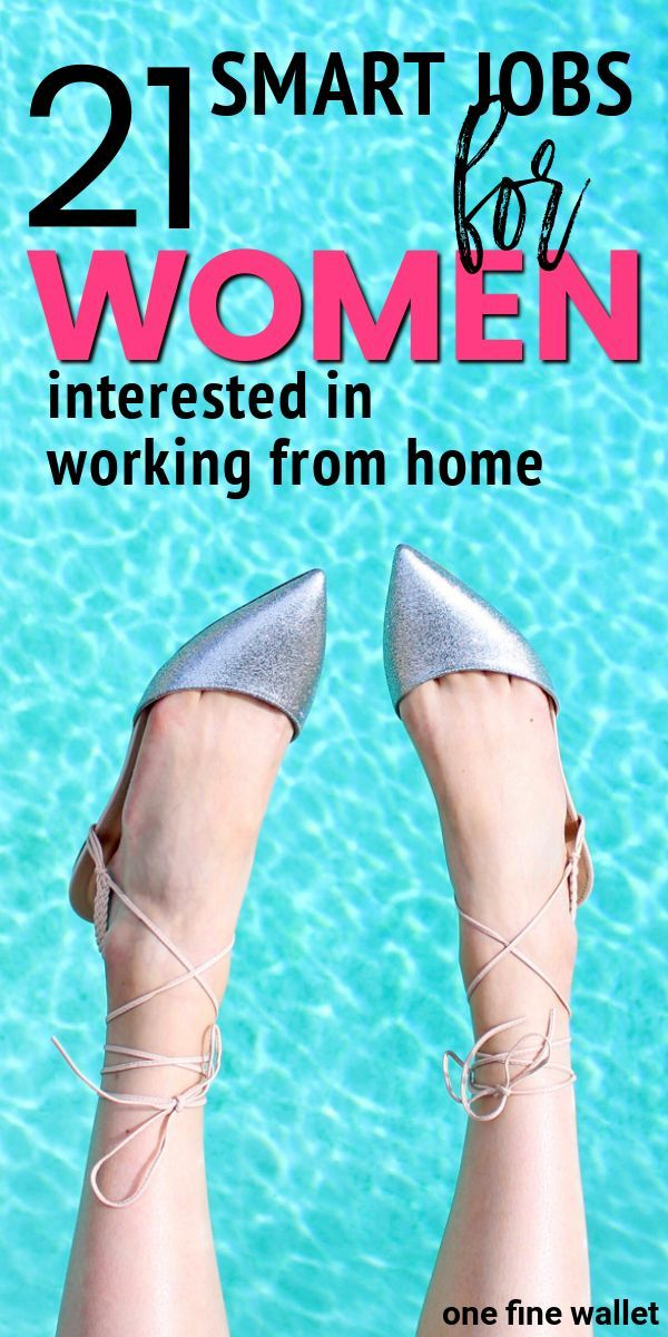 21 Business Ideas for Women at Home {2019}