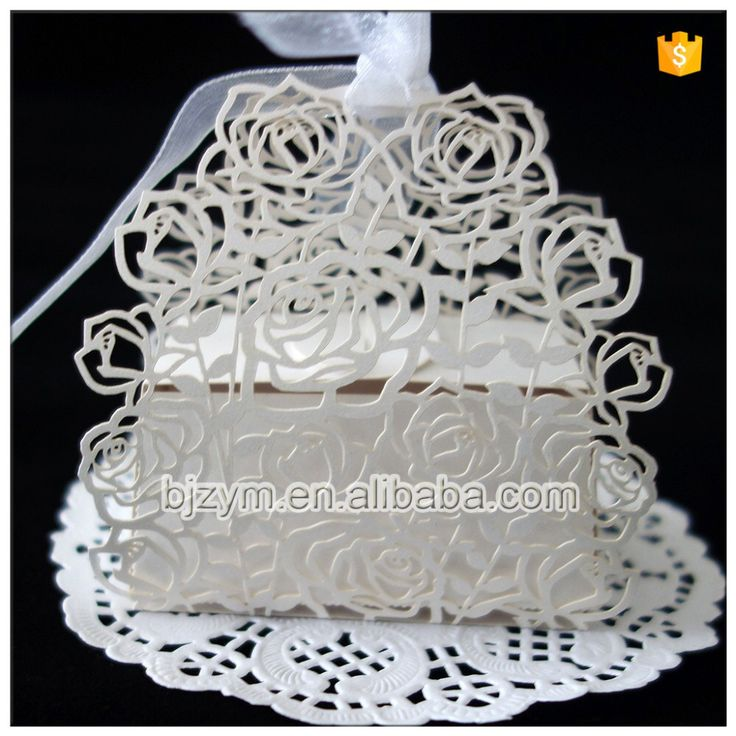 Check out this product on Alibaba.com APP High quality cheap price wedding white table decorating empty Candy Boxes Chocolate packing Box for sale