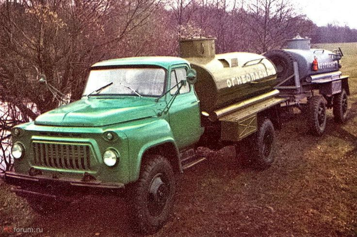 АЦ-4,2-53А 1968год
